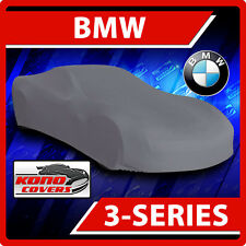 BMW 3-Series Sedan 2006-2012 CAR COVER - 100% Waterproof Breathable UV Resistant