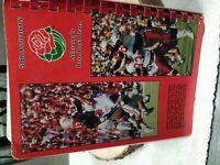 1990 Nebraska Cornhuskers Football Media Guide Pat Tyrance/Tom Osborne Huskers