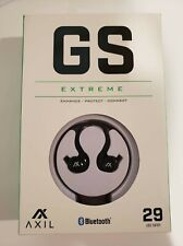 Axil Ghost Stryke Gs Extreme Bluetooth 29db Nrr