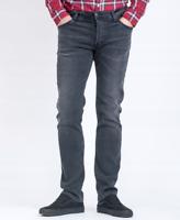 Mens Lee Powell hipster slim stretch jeans 'Indie worn dark' SECONDS L197