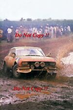 Jean-Pierre Nicolas PEUGEOT 504 V6 COUPE Winner Safari Rally 1978 fotografia 1