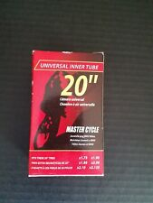 Master Cycle 20 inch Universal Inner Tube
