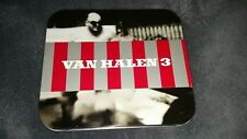 VAN HALEN  limited cd 3 extreme tin w/pick sticker cards  free US shipping
