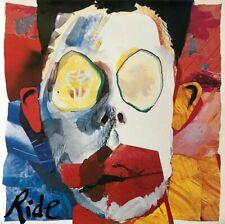 Ride - Going Blank Again (LP) (VG-/EX-)