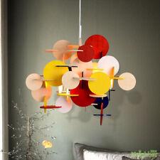 Modern Normann Bau Pendant Lamp Colorful Building Blocks Chandelier Ceiling Lamp