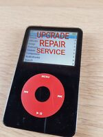 Apple iPod 5th, 6th, 7th Generation Classic Video SD CARD UPGRADE SERVICE 128GB