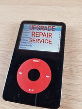 Apple iPod 5th, 6th, 7th Generation Classic Video SSD UPGRADE SERVICE To 120GB