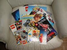 Lego - Lot de catalogues originaux