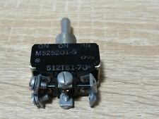 New other Micro Switch P/N 512Ts1-70 (Ms25201-6)
