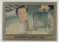 1993 Eclipse James Bond 007 Series 1 #8 Another Close Call Non-Sports Card 0b6