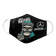 Mercedes-AMG/A35/GLA45/A45 4MATIC/4MATIC+/C43/SLC43- Cotton Face Mask