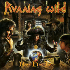 RUNNING WILD - BLACK HAND INN - CD SIGILLATO DIGIPACK 2017