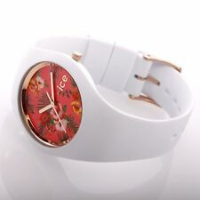 Ice Flower Lunacy Small Unisex Watch