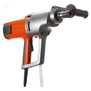 Husqvarna HANDHELD ELECTRIC CORE DRILL 968411401 1850W 3-Speeds, Pistol Grip