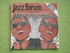 JAZZ FORUM polish 91 RAY CHARLES jazz jamboree 84 BASSPACE chick corea