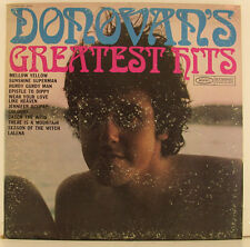 "DONOVAN´S GREATEST HITS 12"" LP (h183)"
