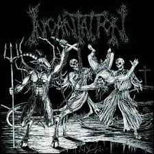 INCANTATION Cd BLACK DEATH METAL Morbid Angel Possessed Autopsy Immolation Disma