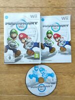 Nintendo Mario Kart Wii Game With Manual Instructions Booklet PAL