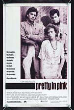 PRETTY IN PINK * CineMasterpieces ORIGINAL ROLLED BRAT PACK MOVIE POSTER 1986