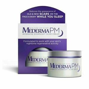 Mederma PM Intensive Overnight Scar Cream - Reduces the Appearance 1.7 OZ Best