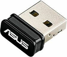ASUS - Dual-Band AC1200 USB Network Adapter - Black