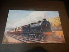 More details for vintage postcard caledonian railway    glasgow express b