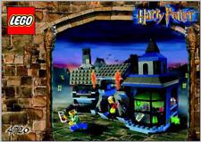 LEGO 4720 - HARRY POTTER - KNOCKTURN ALLEY - 2003 - NO BOX