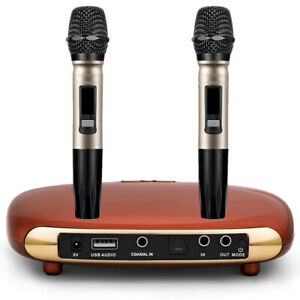 Wireless Bluetooth V5.0 Microphone Echo System ARC Family Singing Fit Party Home