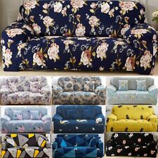 38 Styles Stretch Sofa Cover 1234 Elastic Tight Wrap Slipcover Couch Protector