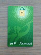 BT Phone Card £5, Used