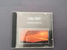CD CARL ORFF - CARMINA BURANA - SYCD 6035