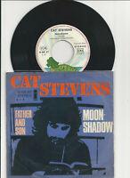 "Cat Stevens Moonshadow-Vinyl,7"",45 RPM,Single Sammlung Rock Volk D-1971"