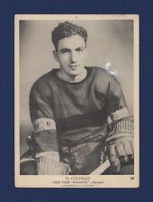 1939-40 O-Pee-Chee V301-1 Neil Colville #39 New York Rangers (5 X 7) Card!