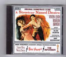 (IR361) A Streetcar Named Desire, Soundtrack - 1992 CD