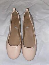 Brand New Falls Creek Nude Ballet Flats Size 10