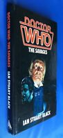 Doctor Who - The Savages - W H Allen Hardback Hardcover - EX-LIBRIS