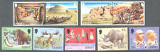 Jersey-Archaeology-1994 & 2010 2 sets mnh-Early man-Animals