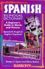Diccionario para principiantes español/inglés - inglés/español: Barron's Spanish