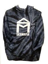 Brand New Sk8 mafia hoody(Tie-Dye Blue)