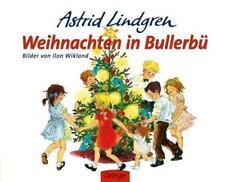 Weihnachten in Bullerbü von Astrid Lindgren und Ilon Wikland (1963, Gebundene Ausgabe)