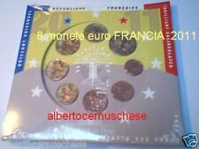 2011 8 monete 3,88 euro fdc BU FRANCIA France Frankreich Франция França