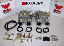 VW Dual 40 DCOE Weber Carburetor kit 8V engines - Rabbit Golf Scirocco Dasher