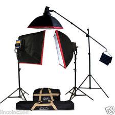 5800W Fluorescent Cool Light Kit Softbox Stand Light Photography Studio 20081