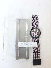 Swatch Watch POP Abraxas BC103 era Scuba Gent Chrono Swiss Made