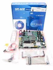 DFI ITOX G7B330-B G7B331-070G   Socket LGA 775 Micro-ATX Motherboard   Q965 ICH8