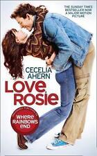 Love Rosie (Where Rainbows End) von Cecelia Ahern (2014, Taschenbuch)