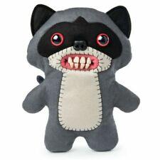 2019 Fuggler Bandit Gray Black Mask Stuffed Animal Plush Racoon Raccoon Ugly