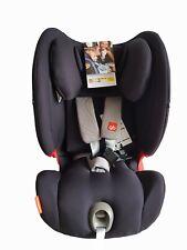GB Gold Everna-Fix Kindersitzt Gr. 1/2/3 mit Isofix 9-36 kg schwarz TV0253AS