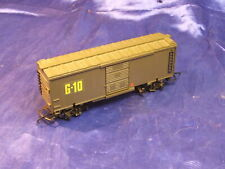 More details for triang hornby battlespace r571 working q-car khaki 1968 super rare excellent!!