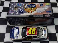 Jimmie Johnson #48 Lowe's American Heroes 2007 Monte Carlo SS 1:24 Action NEW